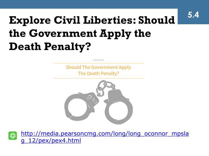 Explore Civil Liberties: Should the Government Apply the Death Penalty?