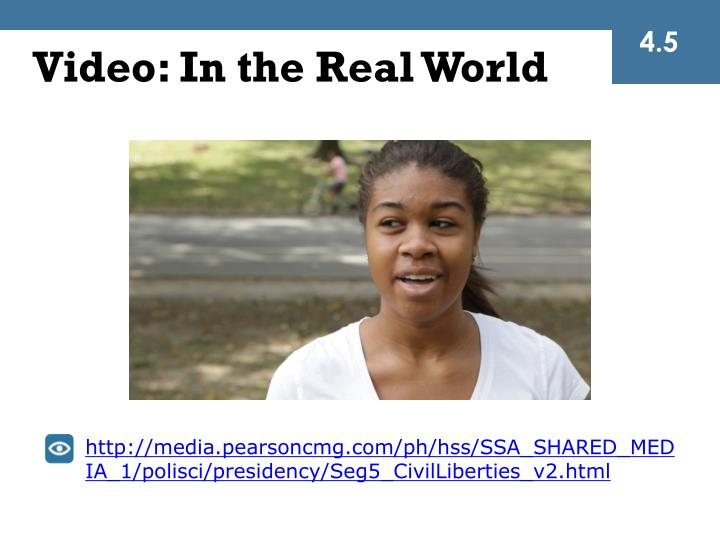 Video: In the Real World