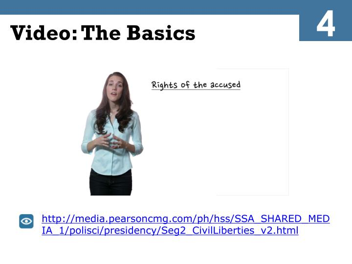 Video: The Basics