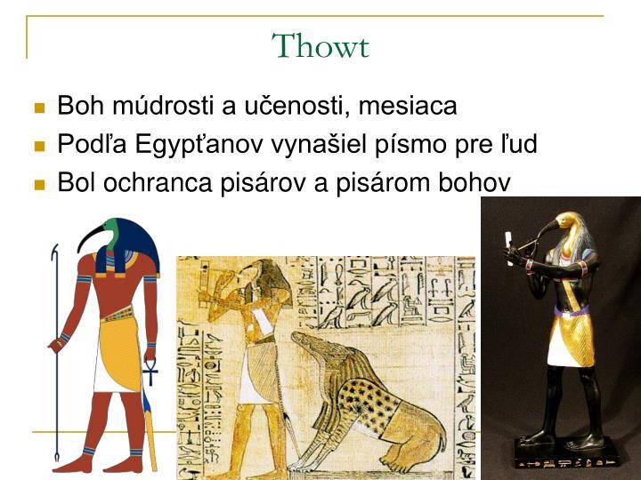 Thowt