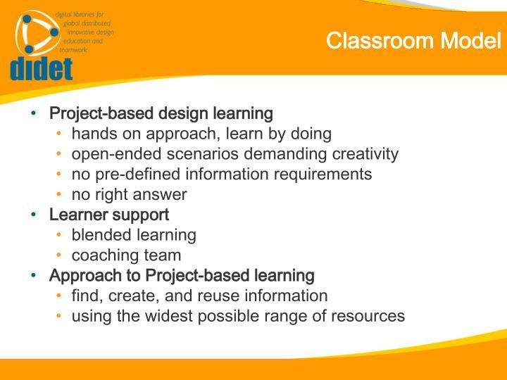 Classroom Model