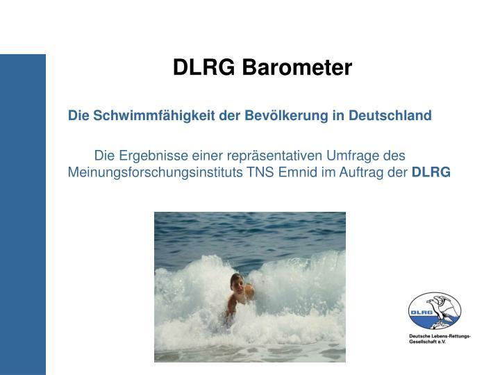 DLRG Barometer