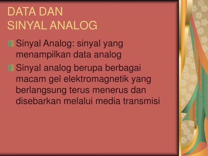 DATA DAN