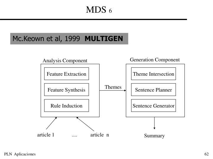 Generation Component
