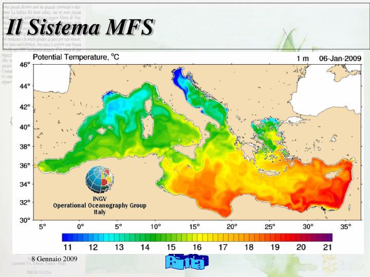Il Sistema MFS