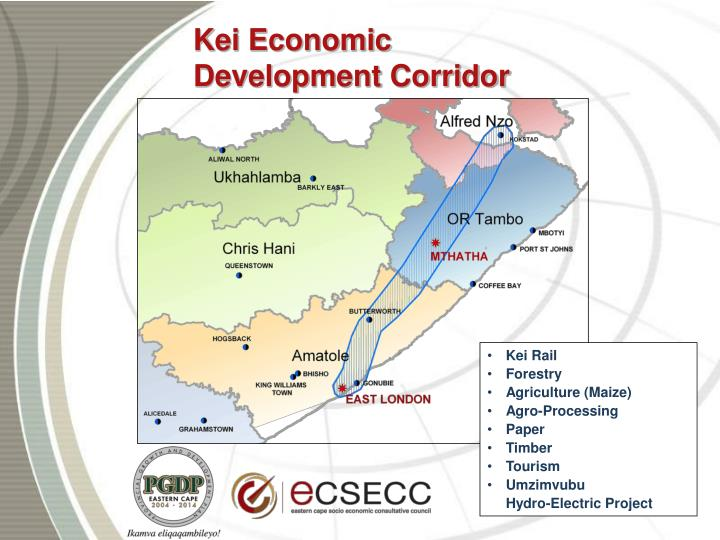 Kei Economic Development Corridor