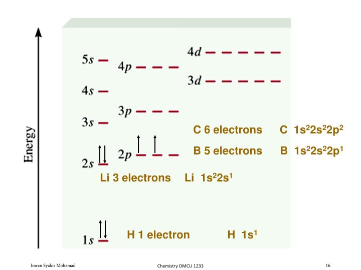 C 6 electrons