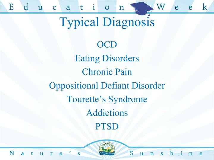Typical Diagnosis