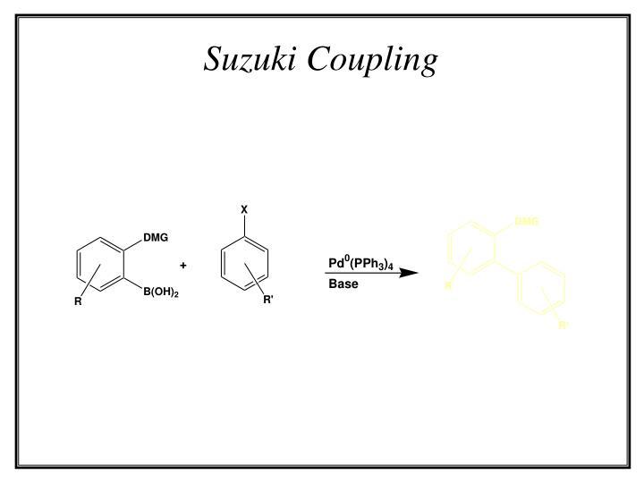 Suzuki Coupling