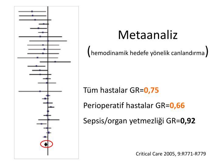 Metaanaliz
