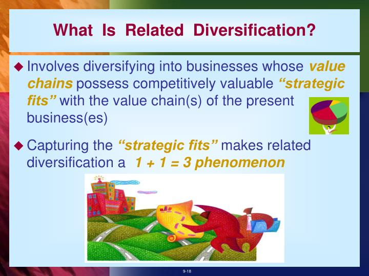 What  Is  Related  Diversification?
