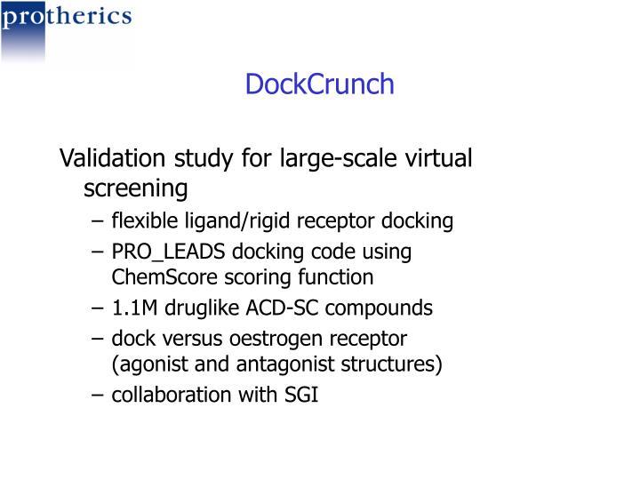 DockCrunch