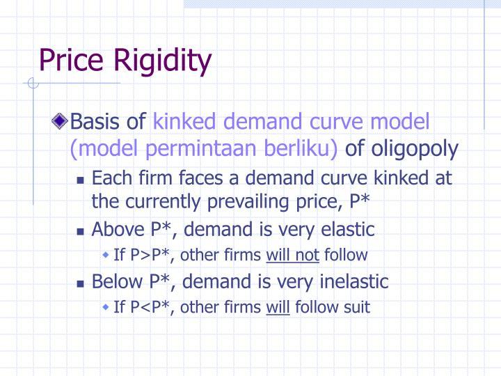 Price Rigidity