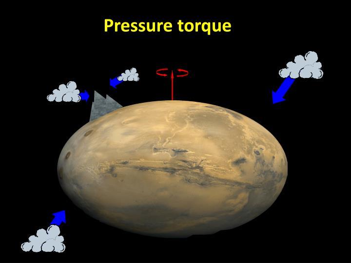 Pressure torque