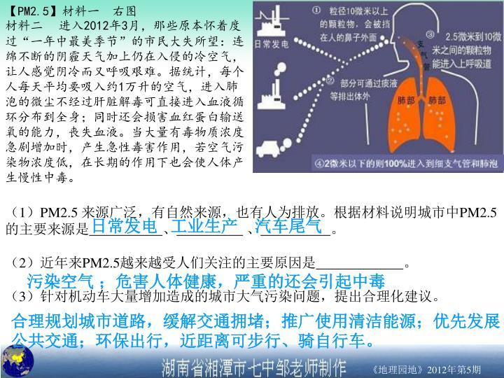 【PM2.5】