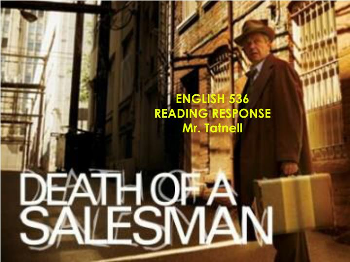 Death Of A Salesman Essay Topics