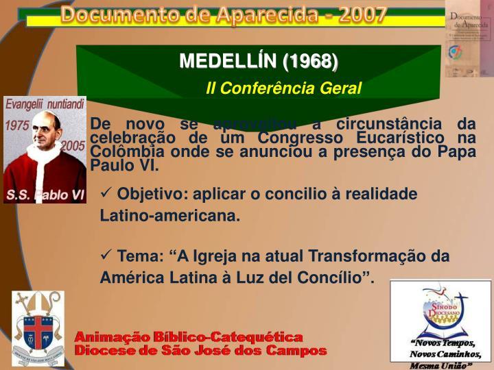 MEDELLÍN (1968)