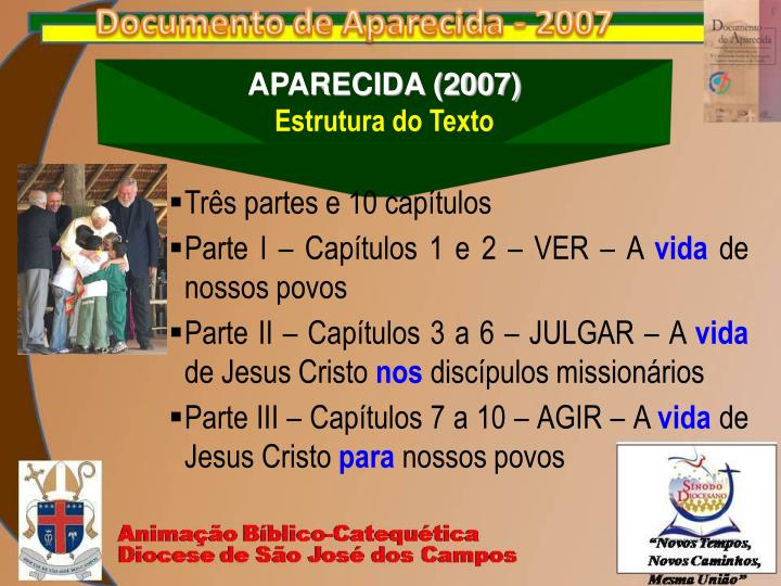 APARECIDA (2007)