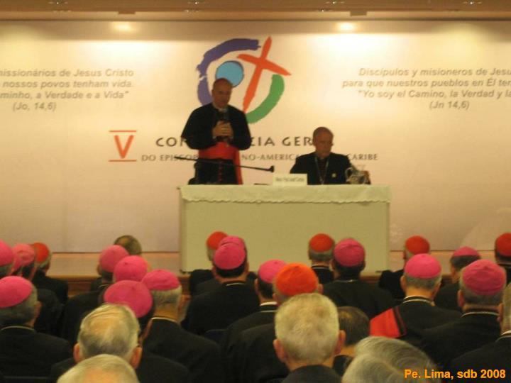 Pe. Lima, sdb 2008