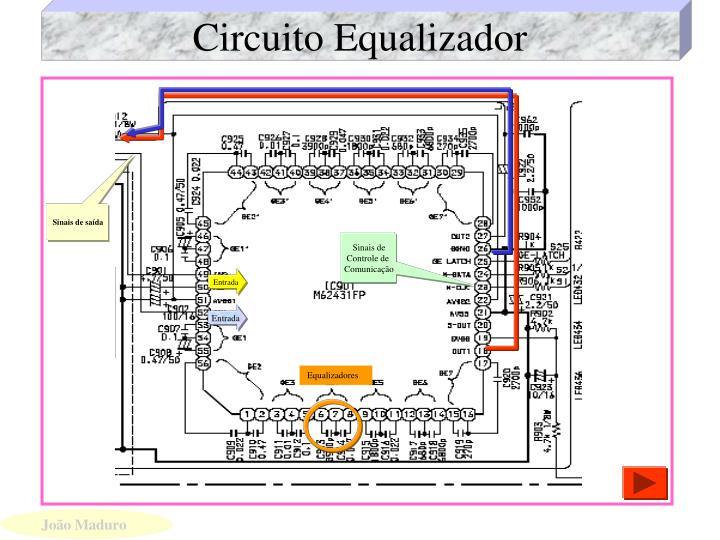 Circuito Equalizador