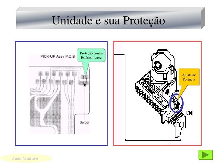 Unidade e sua Proteção