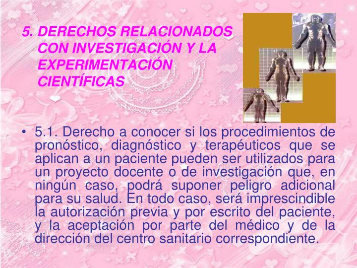 5. DERECHOS RELACIONADOS