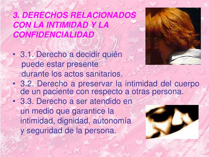 3. DERECHOS RELACIONADOS
