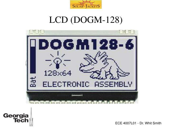 LCD (DOGM-128)