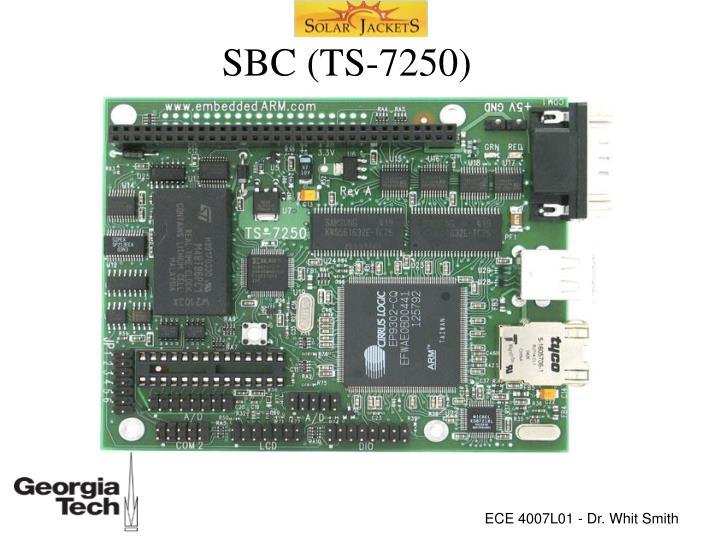 SBC (TS-7250)