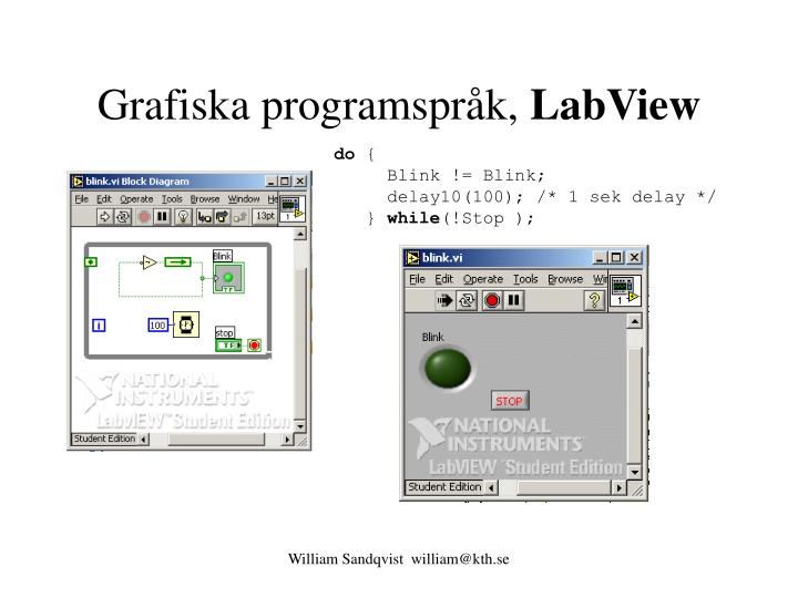 Grafiska programspråk,