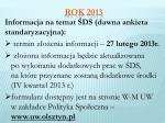 rok 20131