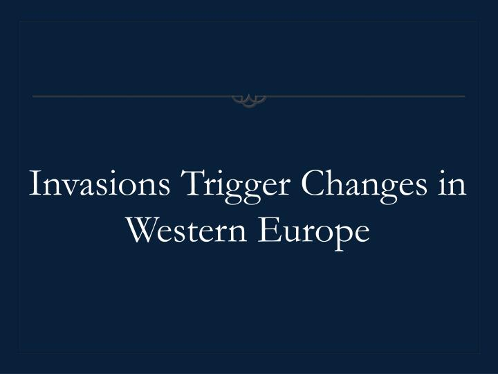 western europes changes and continuities 2013analyze how political transformations contributed to continuities and changes in the the social and economic transformations that occurred in the atlantic world as a result of new contacts among western europe, africa.