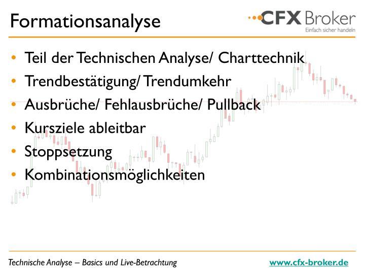 Formationsanalyse