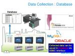 data collection database