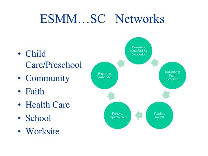 ESMM…SC   Networks