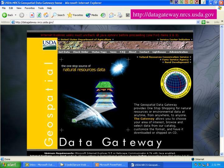 http://datagateway.nrcs.usda.gov