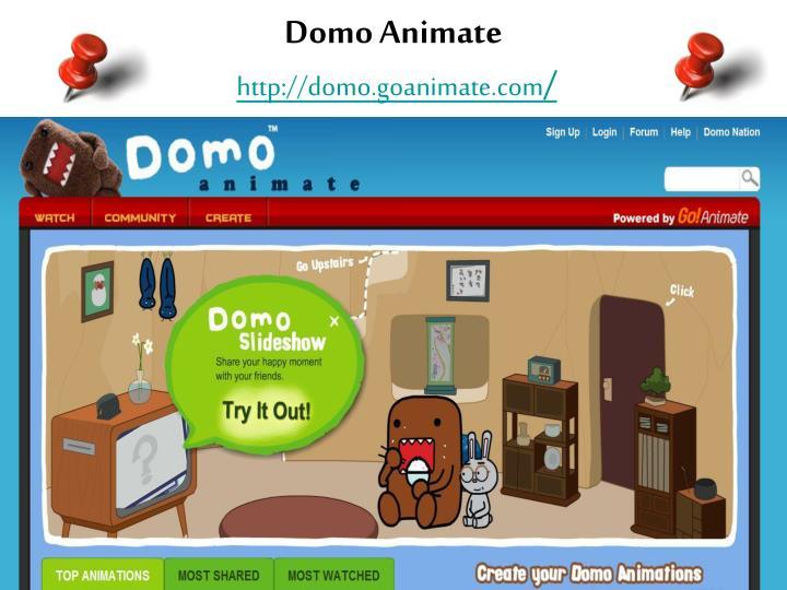 Domo Animate