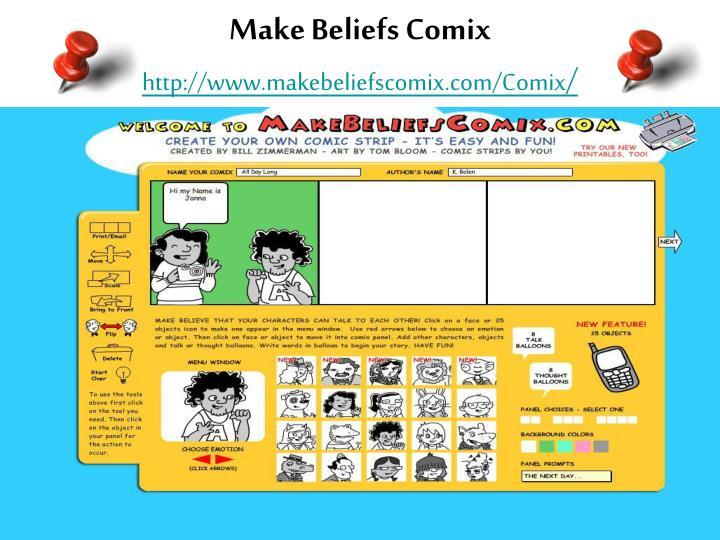 Make Beliefs