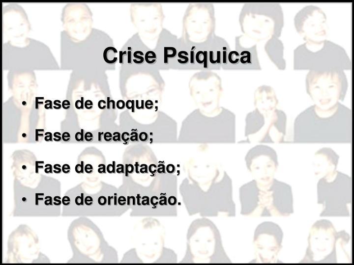 Crise Psíquica