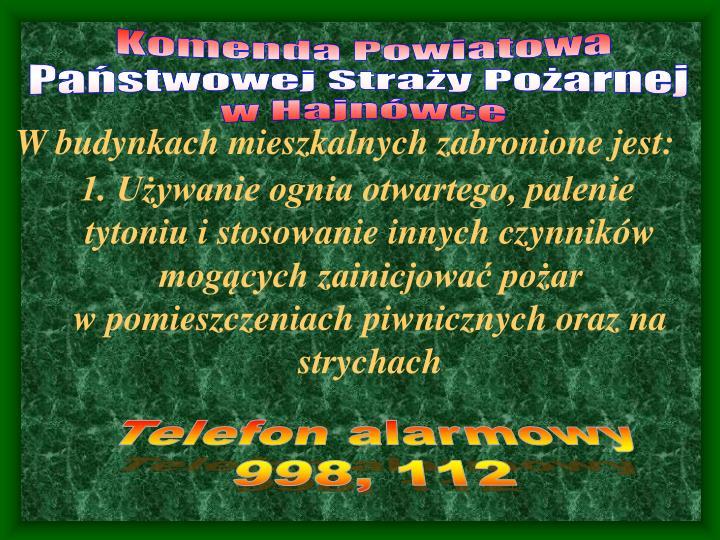 Komenda Powiatowa