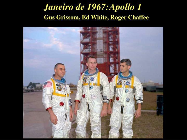 Janeiro de 1967: