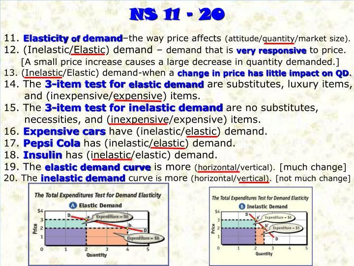 NS 11 - 20