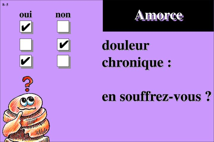 Amorce