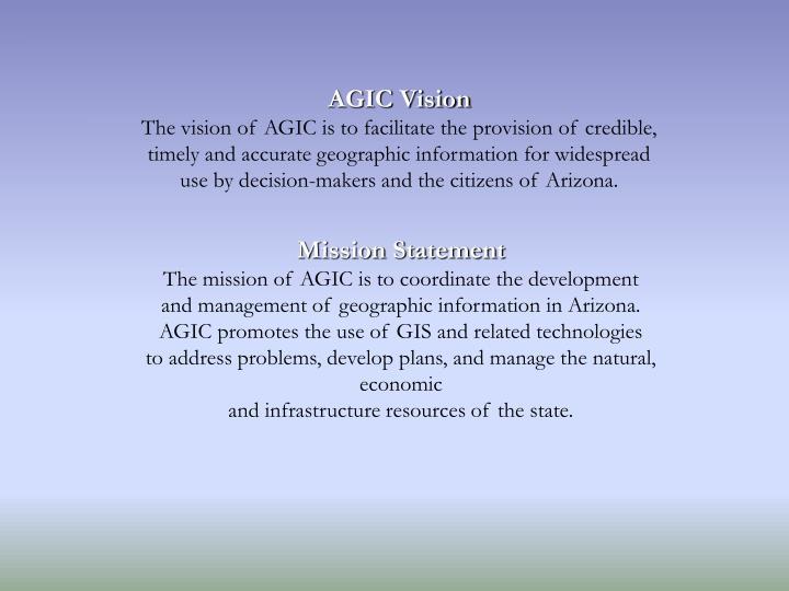 AGIC Vision
