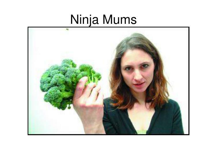 Ninja Mums