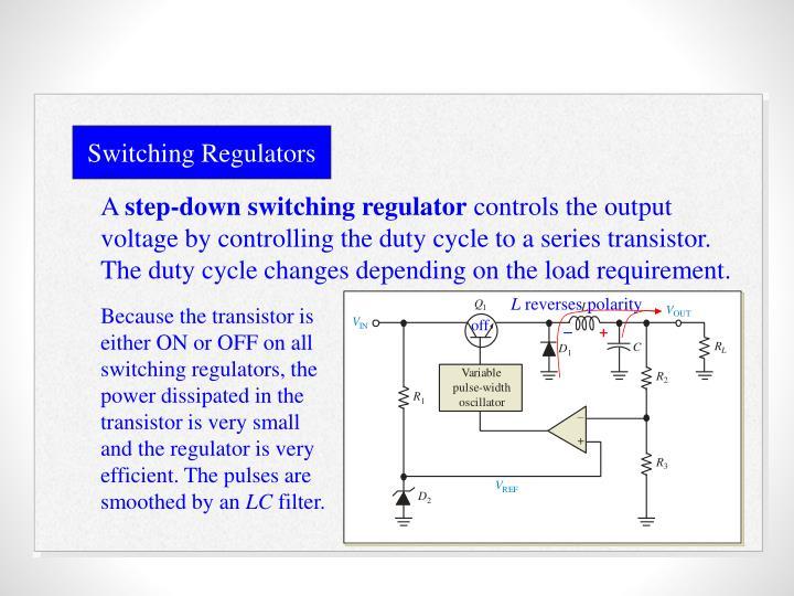 Switching Regulators