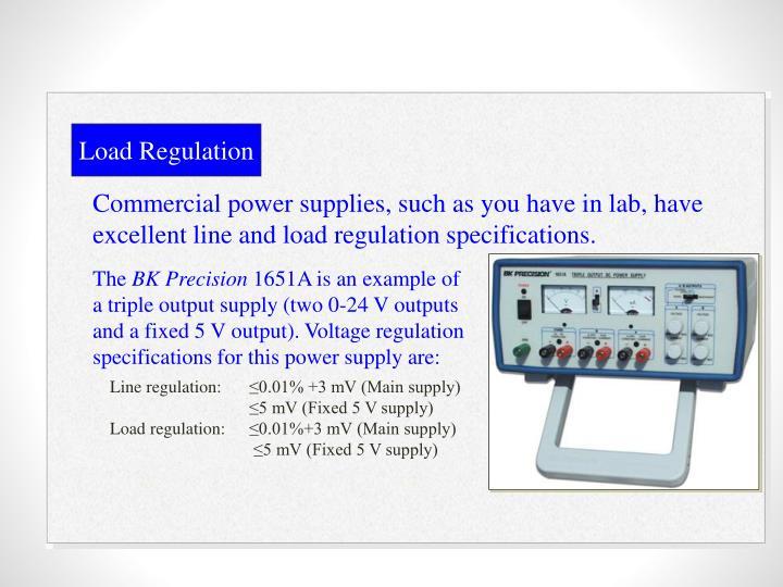 Load Regulation