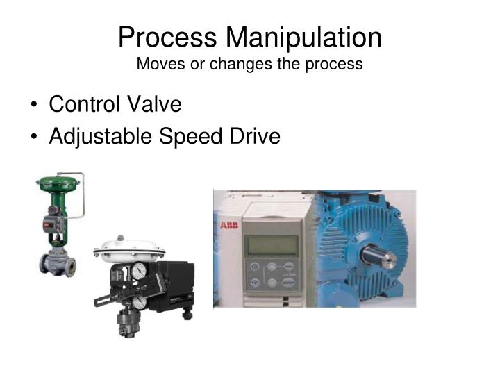 Process Manipulation