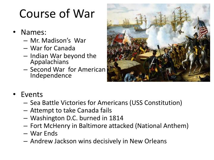 Course of War