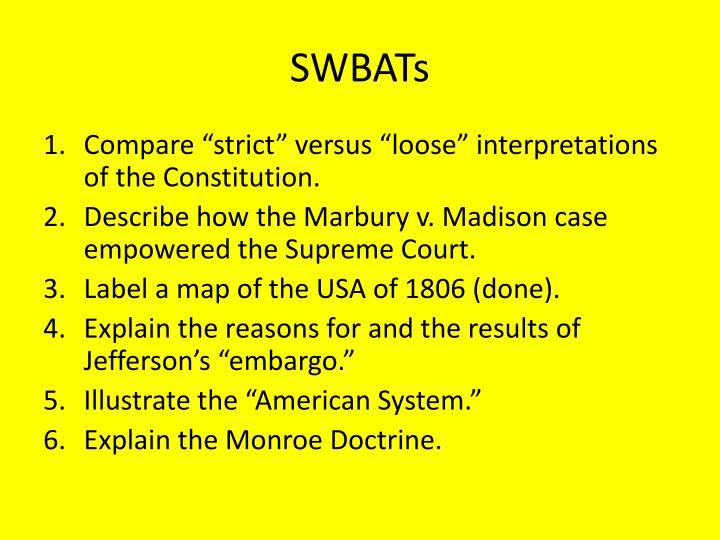 SWBATs